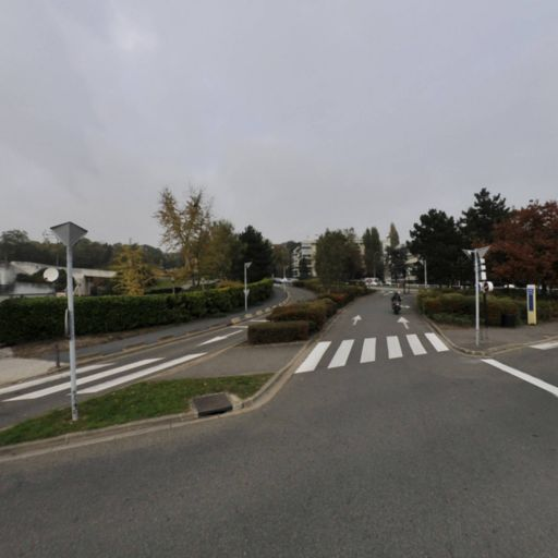 Parking Hôpital André Mignot - Parking - Le Chesnay