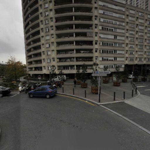 Courbevoie - Coupole Regnault - Indigo - Parking réservable en ligne - Courbevoie