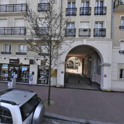 Parking Indigo Parc Montgolfier - Parking public - Saint-Maurice