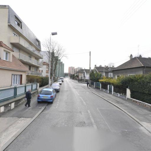 Parking Bergeries - Saint-Denis - Parking - Noisy-le-Sec