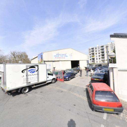 Garage De L'Ermitage - Garage automobile - Montreuil