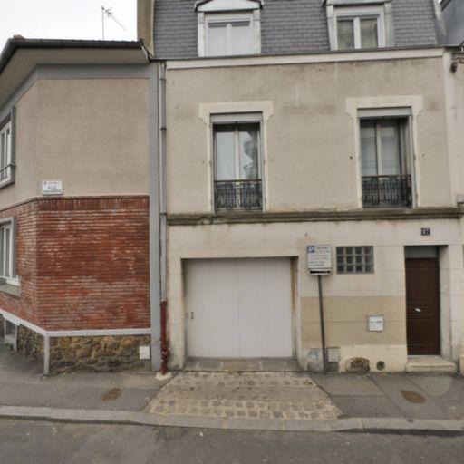 Borie Catherine - Apprentissage - Montreuil