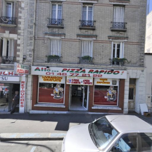 Allo Rapido Pizza - Restaurant - Fontenay-sous-Bois