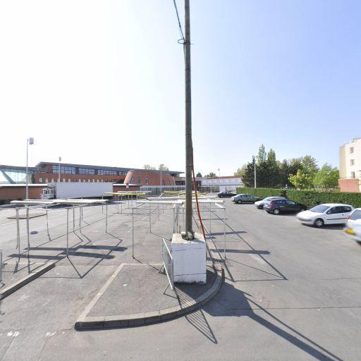 Parking Jean Anouilh - Parking - Évry-Courcouronnes