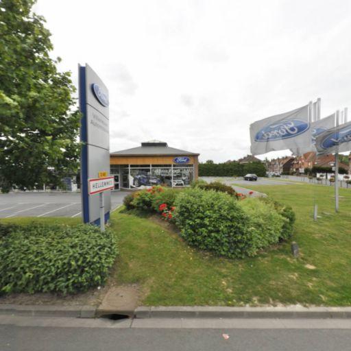 Ford Store Lille Groupe Dugardin - Concessionnaire automobile - Villeneuve-d'Ascq