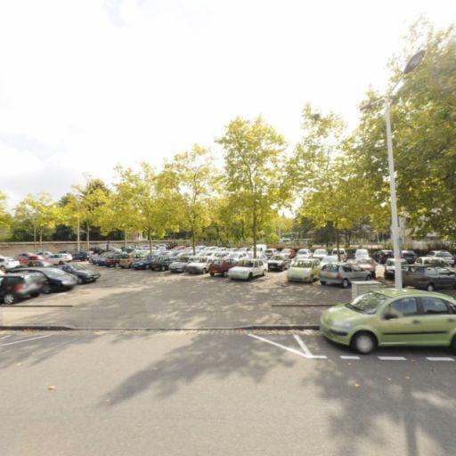 Parking Lycée Branly - Parking - Lyon