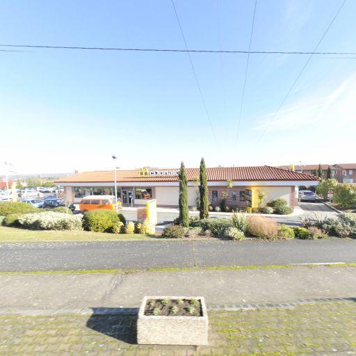 McDonald's - Restaurant - Castanet-Tolosan