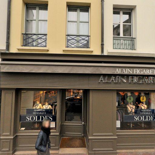 Alain Figaret - Vêtements femme - Saint-Germain-en-Laye