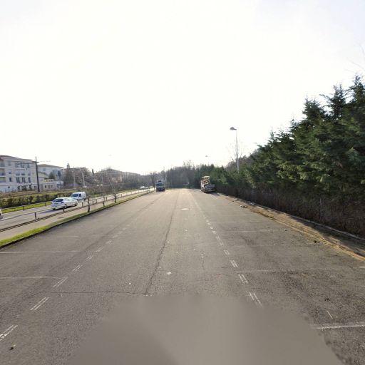 Parking Valvert - Parking - Tassin-la-Demi-Lune