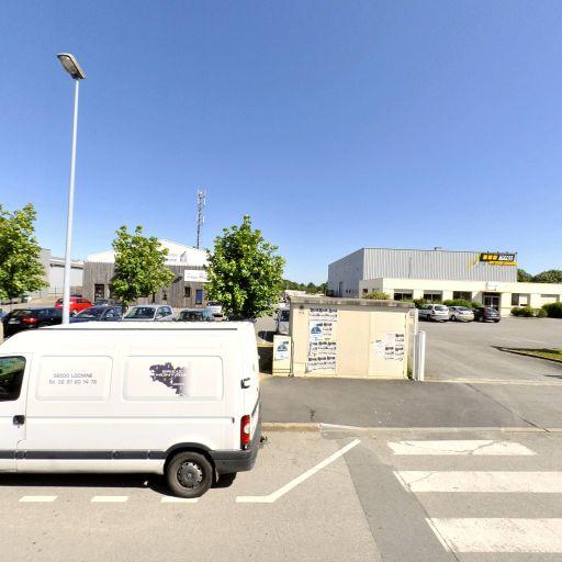 Participation Gestion Développement Industriel - Tubage de conduits de fumée - Saint-Grégoire