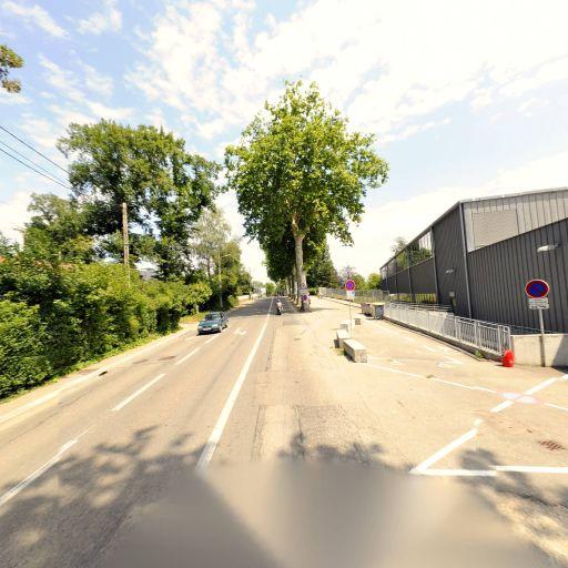 Parking Carré d'eau - Parking - Bourg-en-Bresse