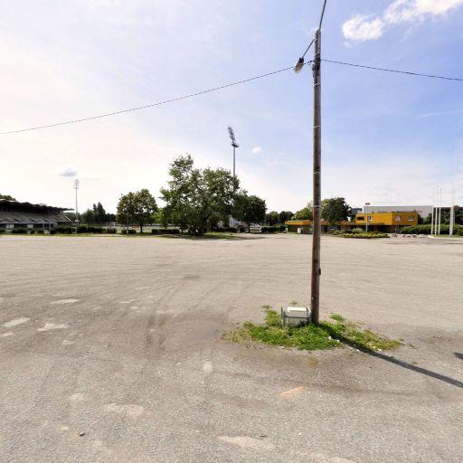 Parking Champs de Foire - Parking - Mulhouse