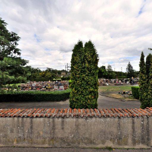 Cimetière Chrétien - Cimetière - Metz