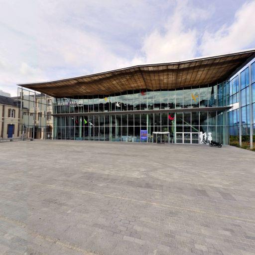 Aire de covoiturage TROYES, MÉDIATHÈQUE DU GRAND TROYES - Aire de covoiturage - Troyes