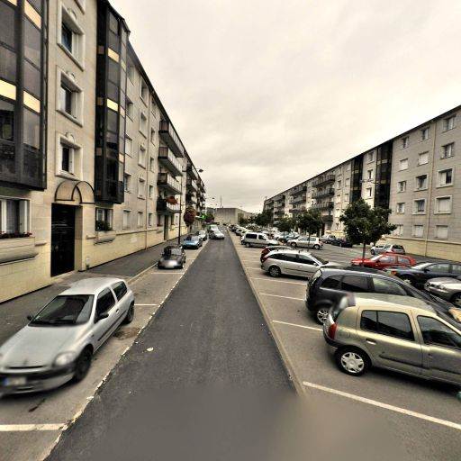 Parking Bonaparte - Parking - Tinqueux
