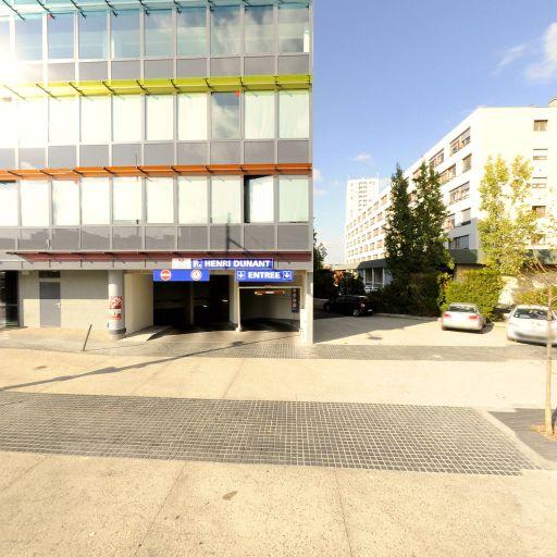 Parking Henri Dunant - Parking - Clermont-Ferrand