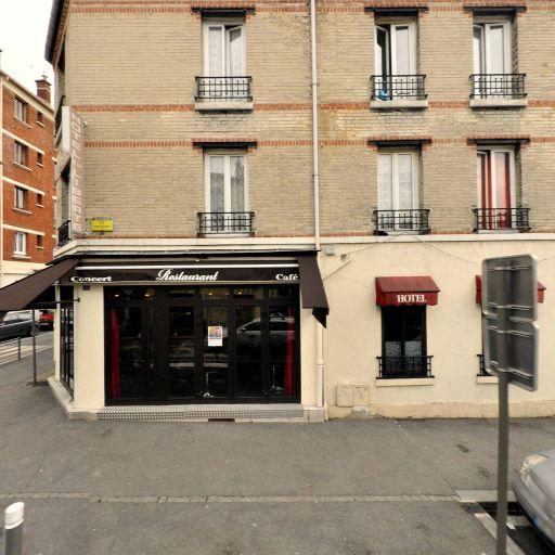 Liberté - Hôtel - Bagnolet