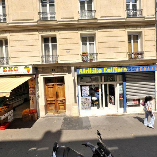 Protat Jean Baptiste - Agencement de magasins - Paris