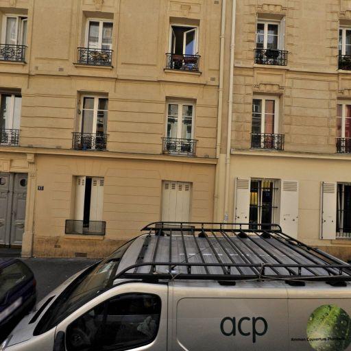 De Peufeilhoux Anne - Interprète - Paris