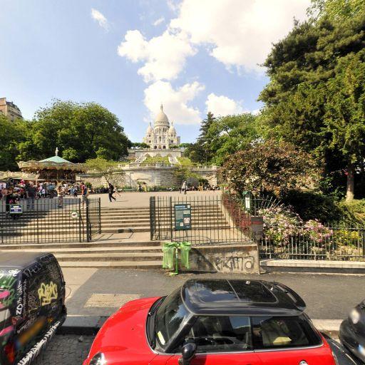Aire De Jeu - Parc et zone de jeu - Paris