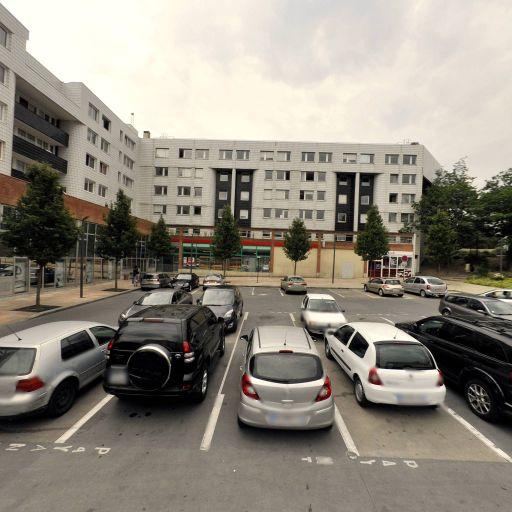Parking Butte Creuse - Parking - Évry-Courcouronnes