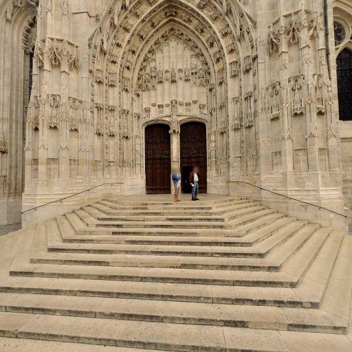 Cathédrale Saint-pierre - Église - Beauvais