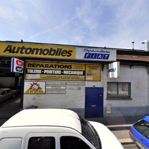 Carrosserie Thibault T.2.p. - Centre autos et entretien rapide - Saint-Ouen