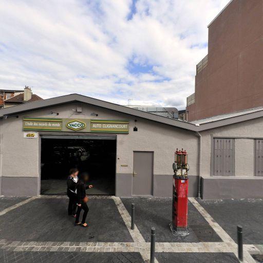 Auto Clignancourt SARL - Garage automobile - Saint-Ouen