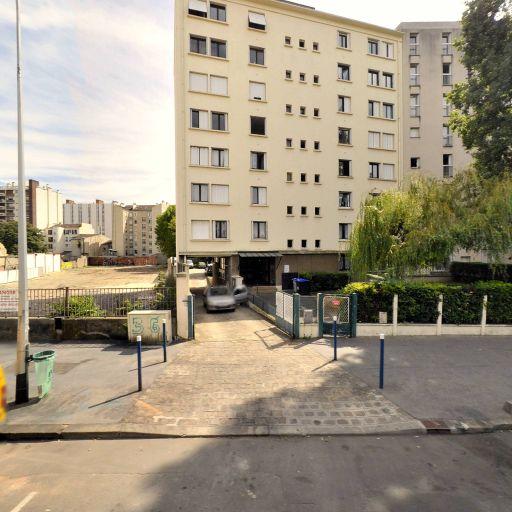 Mairie - Conseil départemental, conseil régional - Aubervilliers