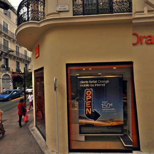 Boutique Orange - Cannes - Vente de téléphonie - Cannes