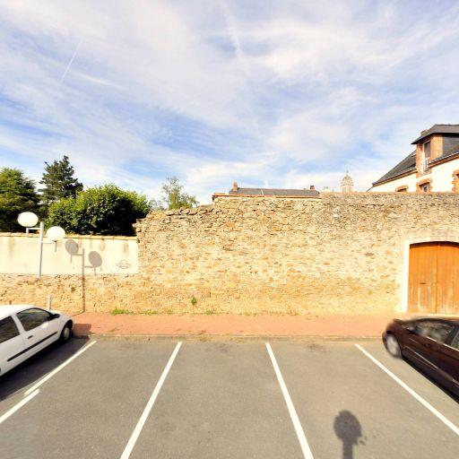 Parking Georges Prisset - Parking - Cholet
