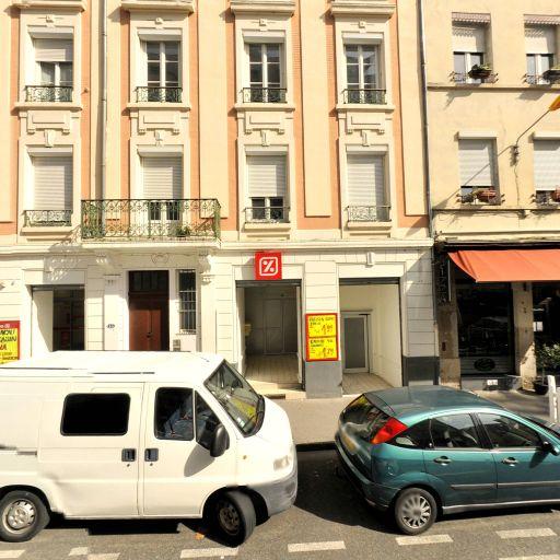 Rfpp - Établissement financier - Villeurbanne