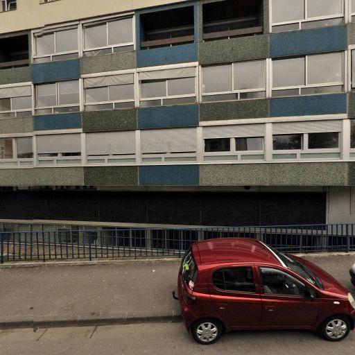 Hôpital Belle-Isle - Hôpital - Metz