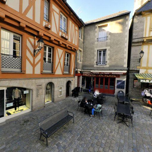 Le 4 - Café bar - Vannes