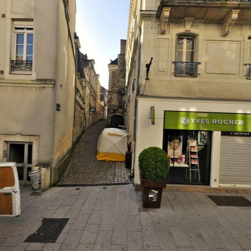 Hôtel Nepveu d'Urbé - Attraction touristique - Angers