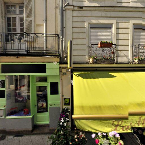 Hôtel Bitault de la Raimberdière - Attraction touristique - Angers