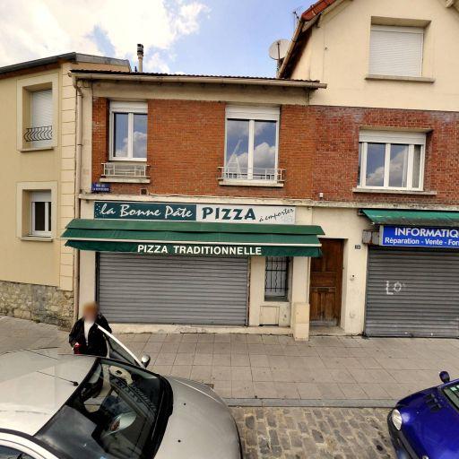 Aji Pizzeria - Restaurant - Bagneux