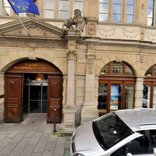 Cci Grand Est - Chambre de Commerce, d'Industrie, de Métiers, d'Artisanat, d'Agriculture - Strasbourg