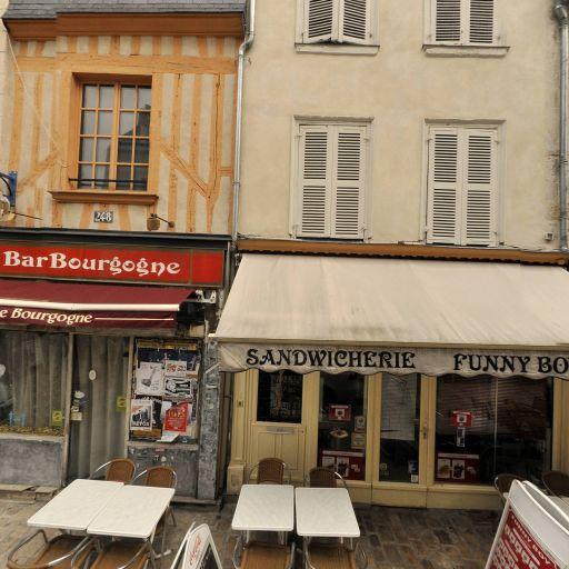 Bar Bourgogne - Café bar - Orléans
