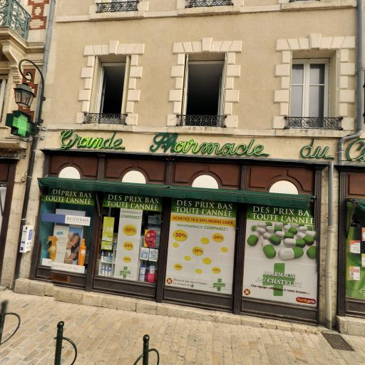 Pharmacie Du Chatelet - Pharmacie - Orléans