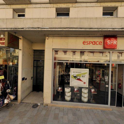 Boutique SFR TOURS NATIONALE - Vente de téléphonie - Tours