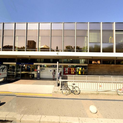 Aire de covoiturage gare sncf de Grenoble - Aire de covoiturage - Grenoble