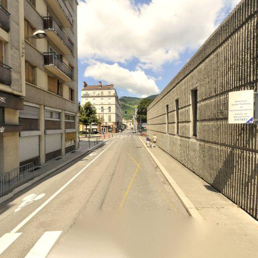Direction Santé Publique et Environnementale de Grenoble - Centre médico-social - Grenoble
