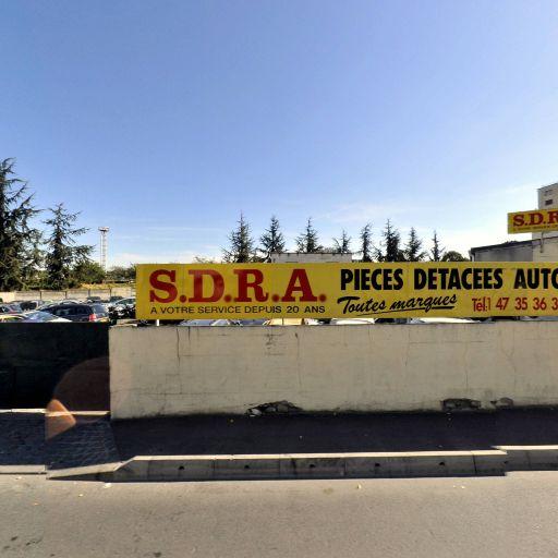 S.d.r.a. - Concessionnaire automobile - Bagneux