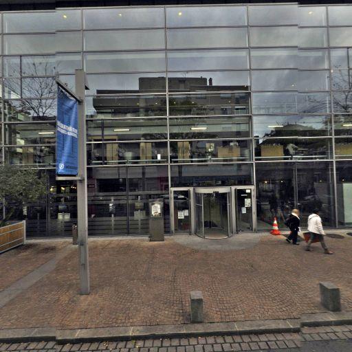 Médiathèque - Parking public - Rueil-Malmaison