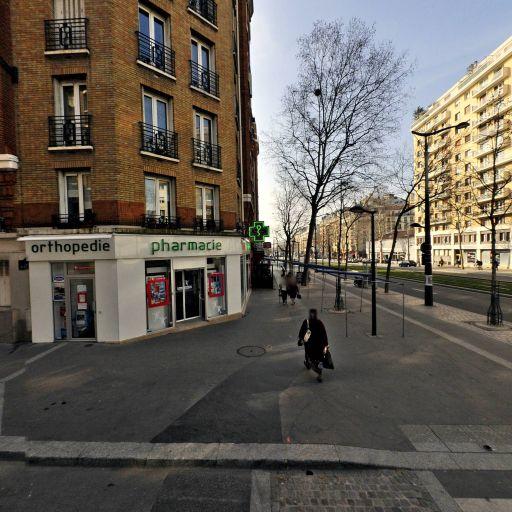 Pharmacie Jourdan - Pharmacie - Paris