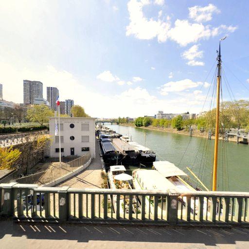 L'allee Des Cygnes - Parc et zone de jeu - Paris