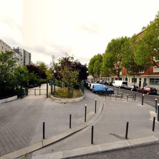 Square Jean Leclaire - Parc et zone de jeu - Paris