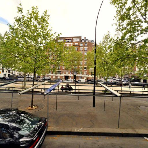Terrain de Boules Boulevard de Reims - Terrain de pétanque - Paris