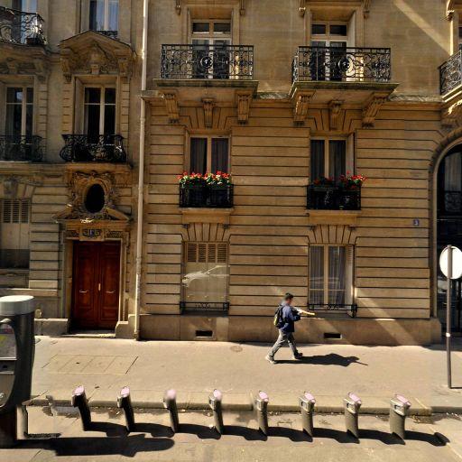 Station Vélib' Siam - La Pompe - Vélos en libre-service - Paris